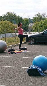 Reprise des cours de body karaté