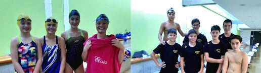 natation Challenge de rentrée – Groupe Avenirs-Jeunes