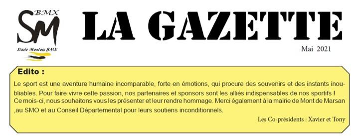 LA GAZETTE – 5#