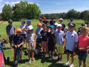 Photos de la Fête de l'École de Golf