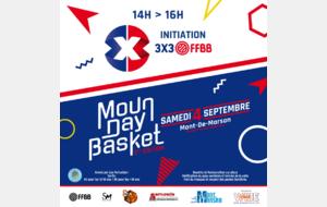 ℹ️ MOUN DAY BASKET 2021 : Initiation 3×3 ⛹🏽🏀