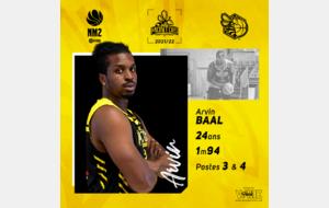 ? [OFFICIEL Saison 2021/2022] – Arvin Baal ?