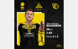 ? [OFFICIEL Saison 2021/2022] – Jean-Philippe Daudignon ?