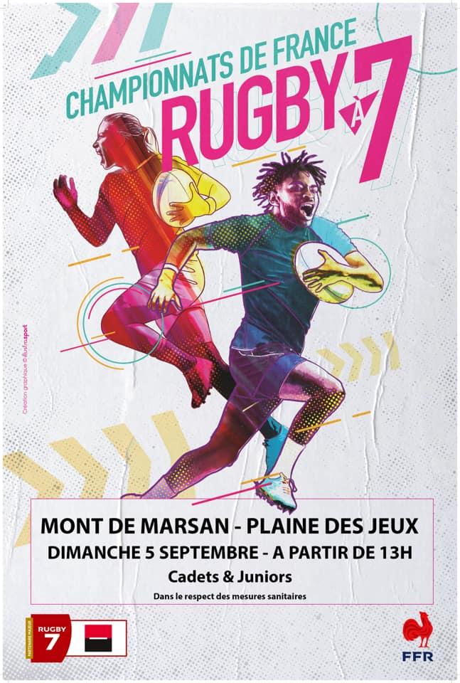 CHAMPIONNAT DE FRANCE RUGBY À 7