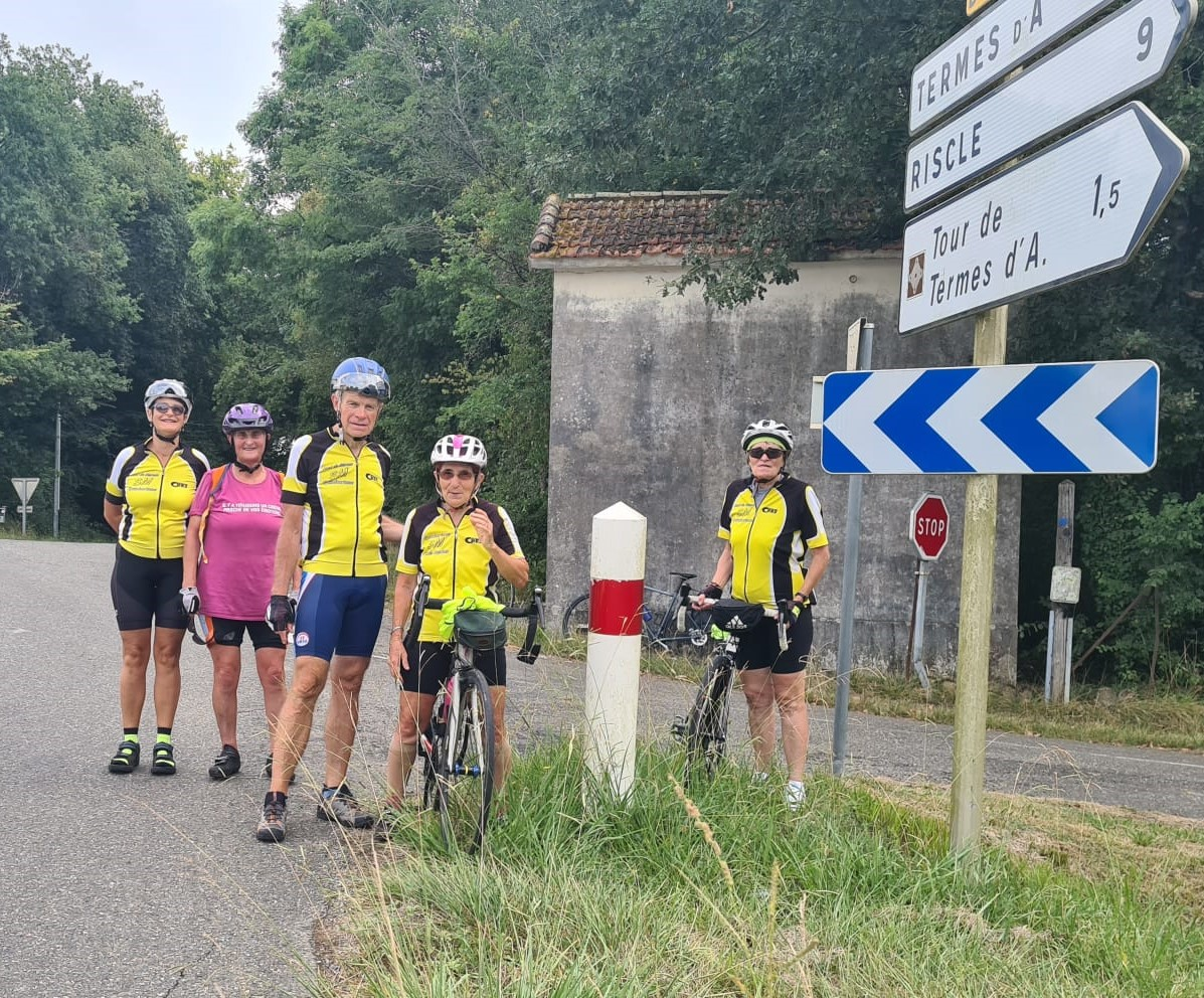 ,séjour CoDep à Estang