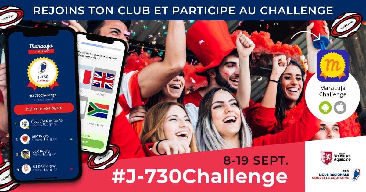 – Opération RUGBY WORLD CUP 2023