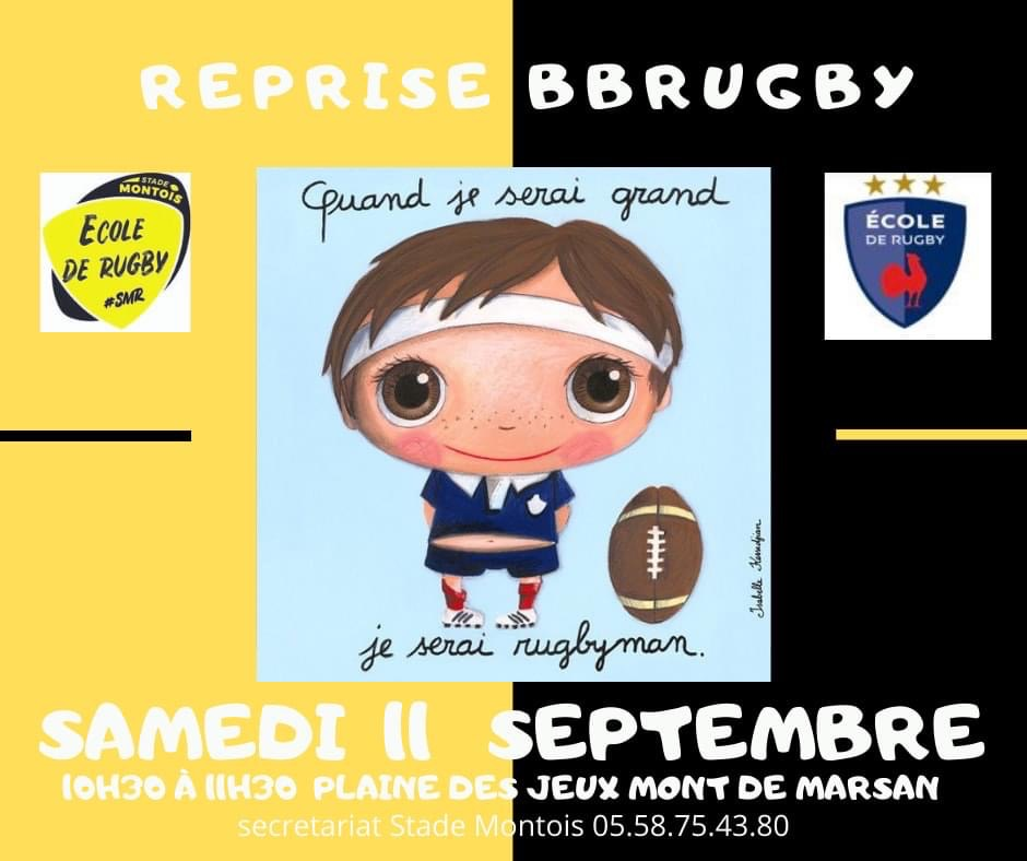 Vive le BB RUGBY