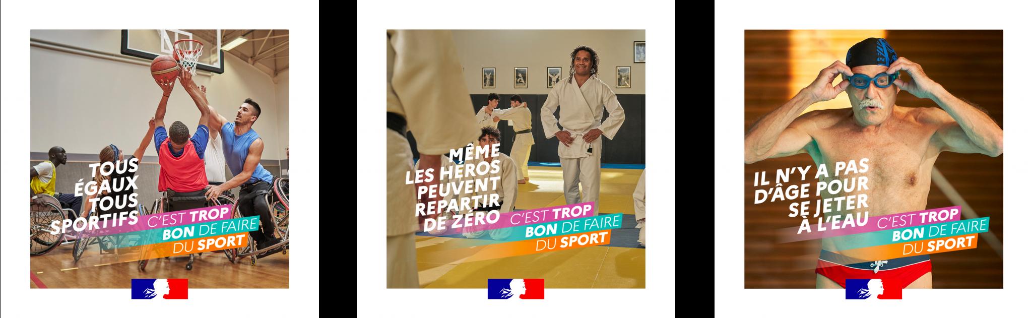 UNE RENTRÉE SPORTIVE : « C'est trop bon de faire du sport »